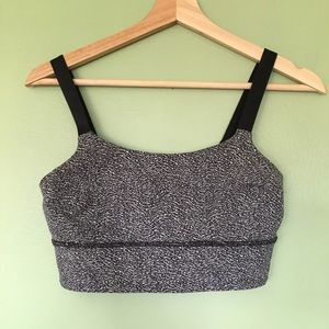 Lululemon Adjust Me Sports Bra 6